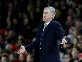Ancelotti espera Grealish de braços abertos. AFP
