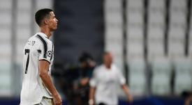 A Juventus diz adeus à Liga dos Campeões. EFE