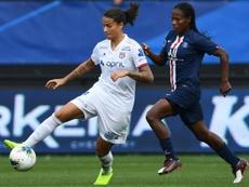 Lyon affrontera les Danoises du Fortuna Hjorring en 8es de finale. AFP