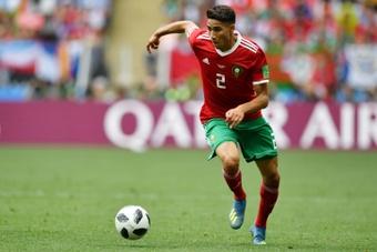 Le sélectionneur marocain Vahid Halilhodzic lance un défi à Hakimi. AFP