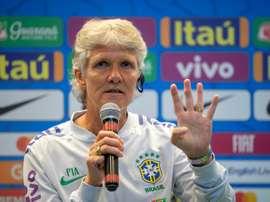 Pia Sundhage faz primeira convocação da Seleção Brasileira Feminina. AFP