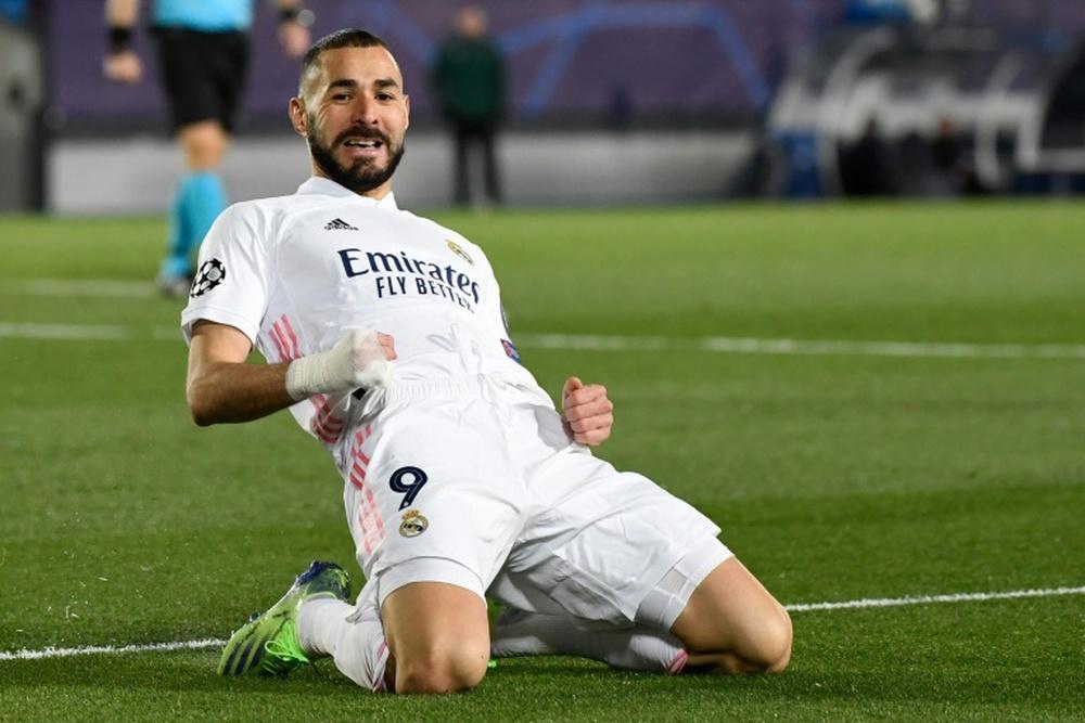 Real e Levante si spartiscono il bottino. AFP/Archivo