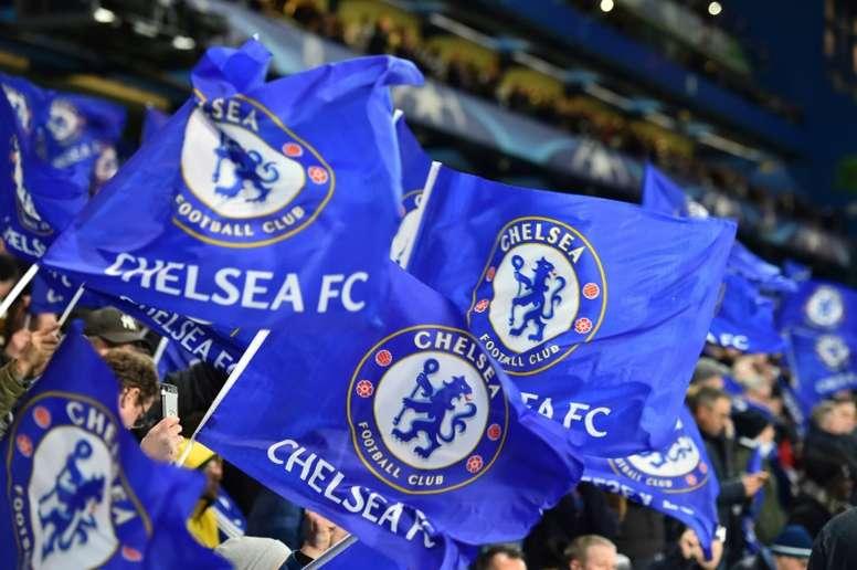 O Chelsea negocia três renovações. AFP