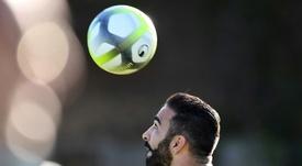 Brescia aimerait recruter Rami après son départ de l'OM. AFP