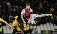 'Sport': Barca could sign De Ligt for 60 million plus add-ons. AFP