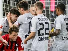 Le Bayer Leverkusen se relance dans la course à la C1. Goal