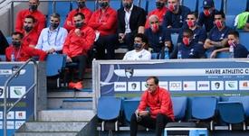 La Ligue 1 tuvo pérdidas de 605 millones de euros. AFP