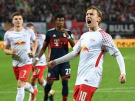 Un nouveau 'Ljungberg' à Arsenal l'été prochain ? AFP