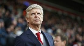 Wenger perderá a Alexis Sánchez. AFP