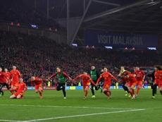 Euro-2020: les Gallois aussi au rendez-vous, la France craint le pire. AFP