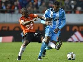 Zambo est prêt à briller cette saison. AFP