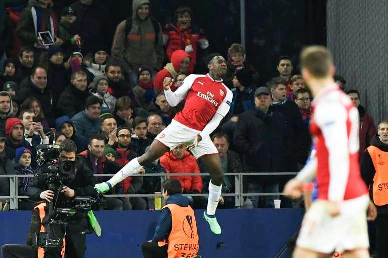 Arsenal leva susto mas passa. Goal