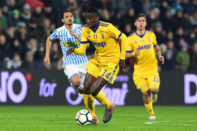 Pin Blaise Matuidi tenu en échec avec la Juventus sur le terrain de la Spal. AFPWhatsappTwitterFacebookCommentaires 0
