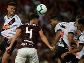 16 joueurs du club brésilien de Vasco positifs au coronavirus. AFP