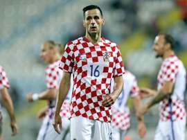 Kalinic was sent home early from World Cup duty. AFP