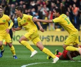 Girotto accuse le coup avec Nantes. AFP