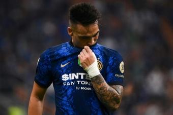 VIDÉO : le meilleur de Lautaro Martinez à l'Inter Milan. AFP