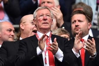 Sir Alex Ferguson révèle le joueur qu'il aurait aimé signer à United. AFP
