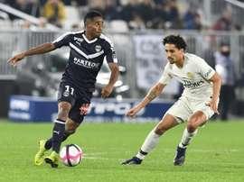 Bordeaux retrouve ses joueurs. AFP