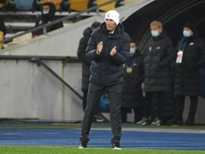 Zidane en danger à Séville, la Real Sociedad et l'Atlético veulent engranger. AFP