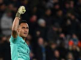 O Real deixou o melhor goleiro da Champions escapar. AFP
