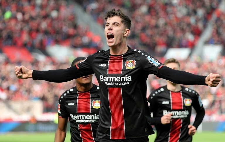 Camisas do Bayer Leverkusen 2019 2020 Jako Terceira kit 4 1