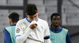 Le défenseur a promis une revanche aux supporters face à Lens. AFP