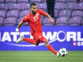 Les compos probables du match de la CAN entre la Tunisie et l'Angola. AFP