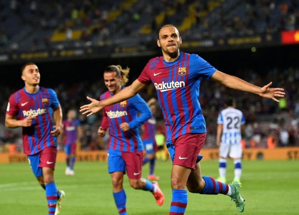 Montagne russe al Camp Nou alla prima senza Leo. AFP