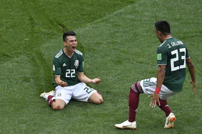 Derrota ante México la condenó a encabezar lista negativa — Selección alemana