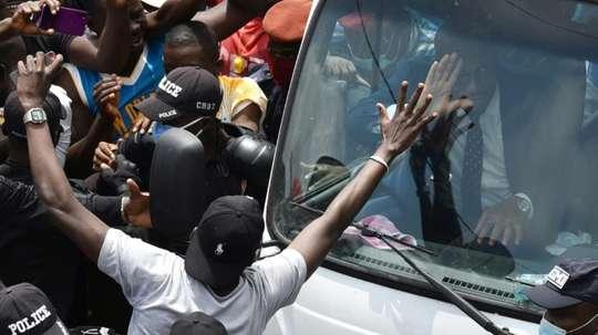 Imbroglio à la Fédération ivoirienne : la FIFA entame ses auditions. AFP