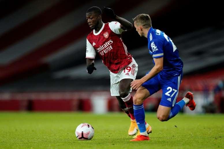 Arsenal expédie Dundalk en Europa League. AFP