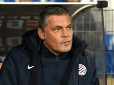 Dernière envolée pour Bruno Martini, ex-gardien des Bleus parti à 58 ans. afp