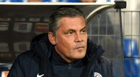 L'ancien gardien des Bleus Bruno Martini est mort. afp