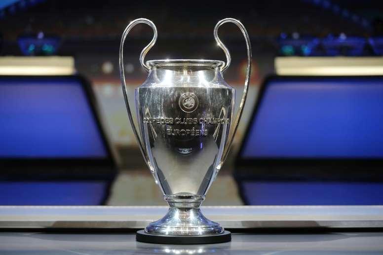 Une finale de Ligue des Champions aux États-Unis ? AFP