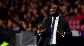 El técnico elogió al futbolista belga. AFP