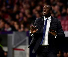 Seedorf has been let go by Deportivo. AFP