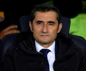 Valverde podría tener en breve nuevos refuerzos. AFP