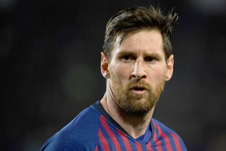 La última vez que el Barça llegó a semifinales de Champions... AFP