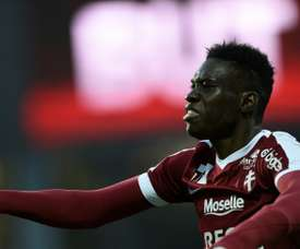 Sarr had the opportunity to join Barcelona. AFP