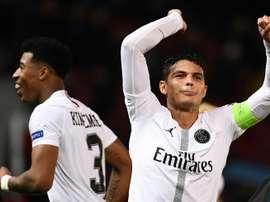 Thiago Silva pode ser alvo de investimento do Everton. AFP