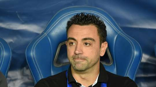 Xavi condamné à payer 2.300 euros pour violation des règles sanitaires. afp