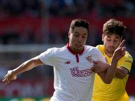 Nasri is relishing his new challenge at Antalyaspor. AFP