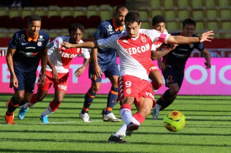 Monaco incapable de battre Montpellier. AFP