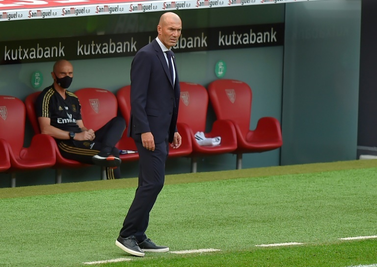 Zidane annonce une nouvelle absence d'Hazard — Real Madrid