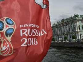 La Russie dément avoir versé des pots-de-vin. AFP