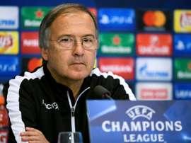 Foot: Georgy Dermendzhiev nouveau sélectionneur bulgare. AFP