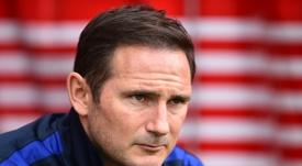 Lampard ataca Deschamps por Kanté. AFP