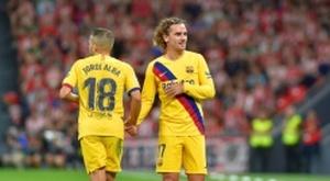 Les cinq titulaires indiscutables de Valverde. AFP