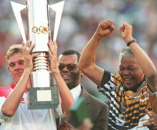 L'ex-star sud-africaine Neil Tovey non-renouvelée au poste de DTN. AFP